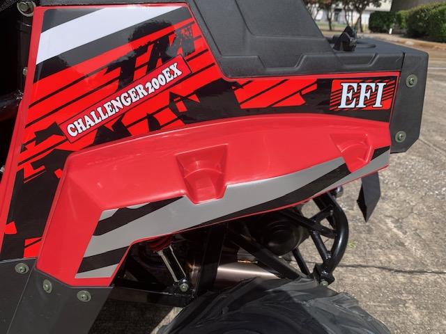 TraiMaster Challenger 200EX UTV