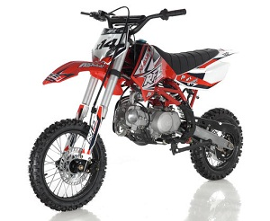 New Apollo DB-X14 125cc Dirt Bike