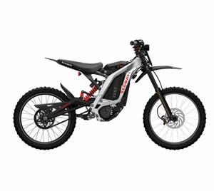 Segway Dirt eBike X260