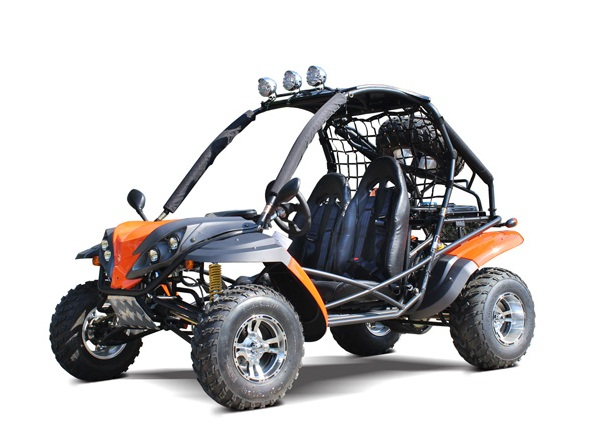 Dongfang DF200GKR 168 9CC Go Kart, Single Cylinder, Horizontal Type,  4-Stroke, Air-Cooled