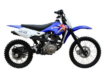 Coolster Deluxe 200cc MX Dirt Bike