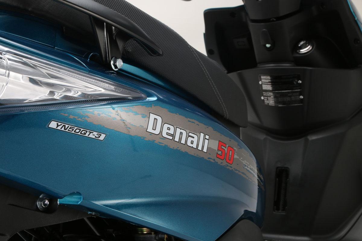 Vitacci Denali 50cc Scooter