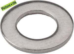Flat Washer; φ20×φ10×1.5