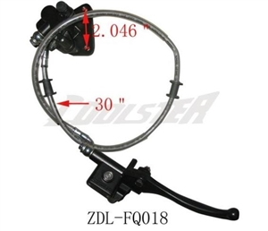 FRONT OIL BRAKE 210A ZDL-FQ018