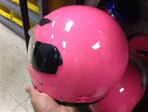 HELMET FOR KIDS FULL FACE NON DOT