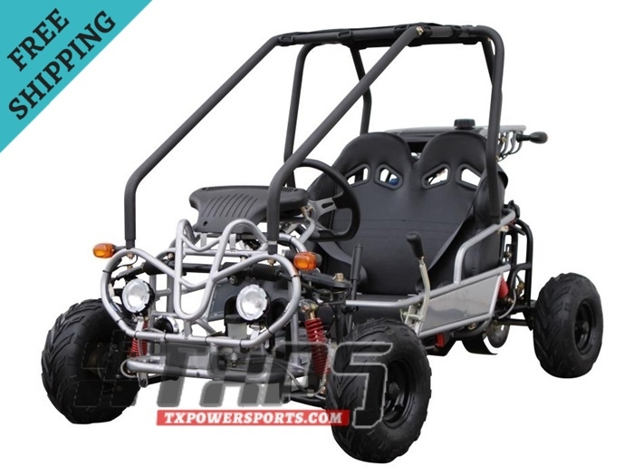 TaoTao GK 110 (GK110) Kids Buggy Go kart 110cc auto with reverse For Sale  at Txpowersports com