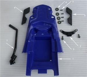 New Hawk 250 Bolt (Seat Hook)
