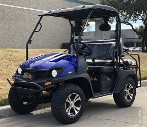 HULK E-MAX 60V LSV GOLF CART UTV