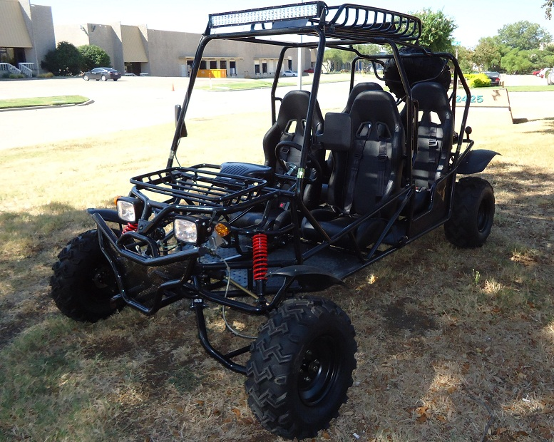 HAWK 6 110cc ATV