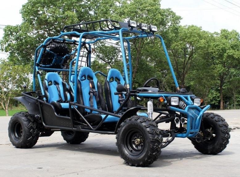 Dongfong Hummer 170cc Go Kart