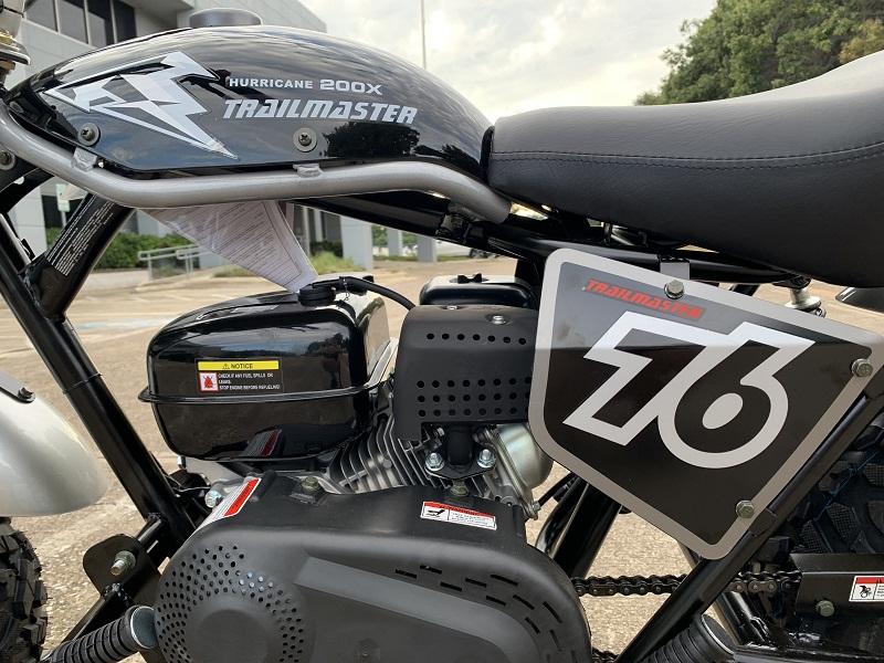 New Hurricane 200X Mini Bike