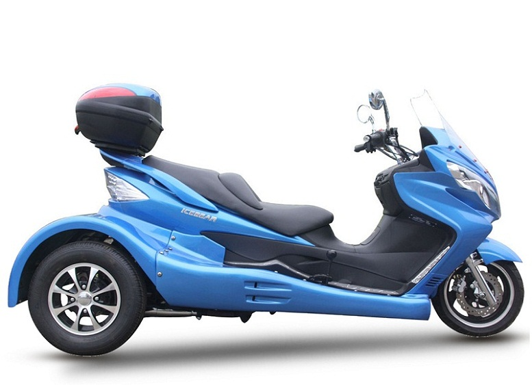 buy ice bear zodiac 300cc trike automatic with reverse for. Black Bedroom Furniture Sets. Home Design Ideas
