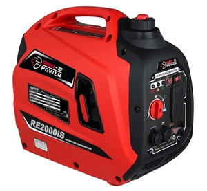 Superb Quality, Portable & Powerful Generator INVERTER GENERATOR 2000