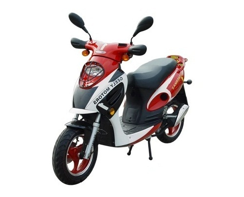 Jasscol (JL50QT-41) 49.3cc Scooter, Single Cylinder, 4 Stroke, Automatic