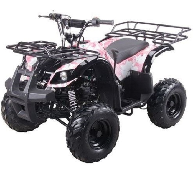 Buy Assembled-KODIAK-HD 125CC Mid Size ATV with REVERSE for Sale at  Txpowersports com