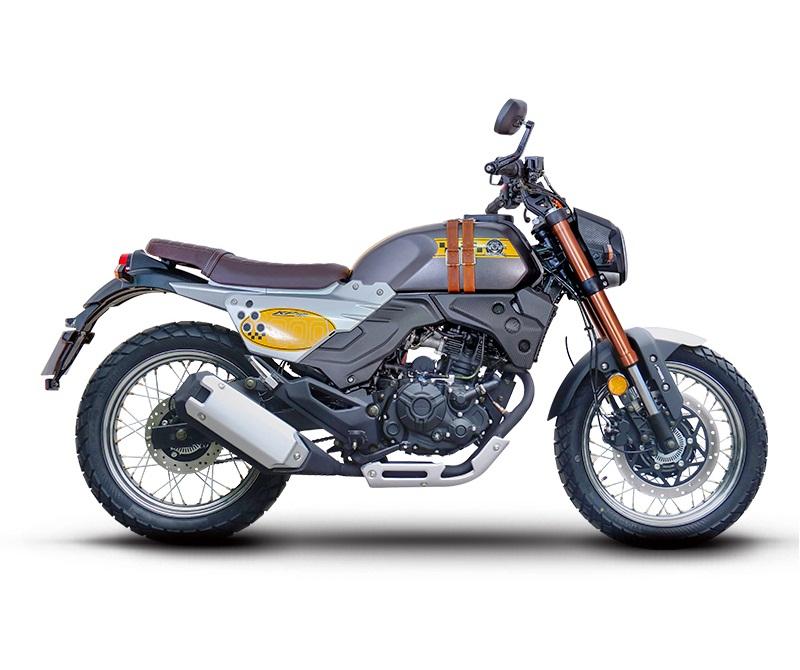 LIFAN KPM 200 MOTORCYCLE