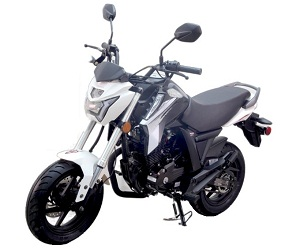 New Lifan (2021) KP Mini 150  Motorcycle, Electric Start