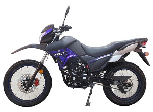 X-Pect 200 Year 2019 Fuel Ejected, Air Cool, 5 Speed/Manual