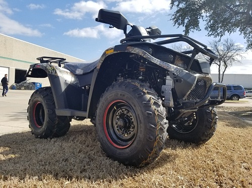 Buy Linhai 4x4 300, Indy Suspension, Four-Stroke, Single Cylinder, Shipped  Fully Assembled Ready to Ride