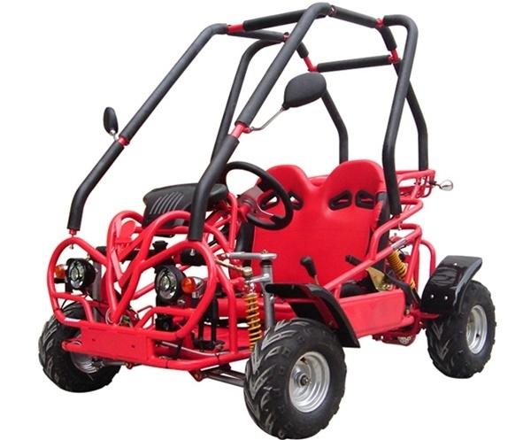 Kandi KD-110 (KD-49FM5) Kids Buggy Go kart 110cc semi auto