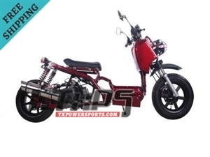 buy ice bear mad dog scooters 150cc street legal scooters. Black Bedroom Furniture Sets. Home Design Ideas