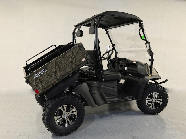 MASSIMO BUCK 400 UTV, 391cc Electric, High Output Single Cylinder for sale