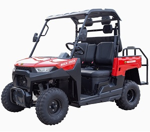 Massimo Buck 250X Golf 2021 UTV, 177Cc EFI Air Cooled, 4 - Stroke, Single Cylinder