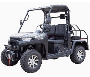 New Massimo Buck 450X Golf 2021, 352cc