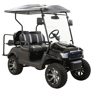 MASSIMO MGC2X 48V CREW GOLF CART WITH COOLER