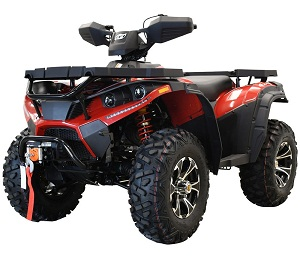New Massimo MSA 400 352cc, 2020 Models Four Stroke Single Cylinder