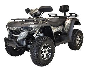 MASSIMO MSA 550 ATV, 493CC FOUR-STROKE