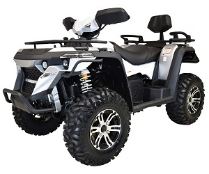 Massimo MSA 750 Atv, 4-Stroke, Single Cylinder Sohc, Liquid Cooled