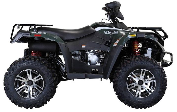 Massimo MSA 400 352cc
