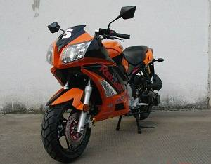 Roketa mc-06 Ninja bike 150cc