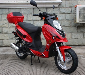 Roketa MC-07JL-50 (2020) Scooter, Electric/Kick