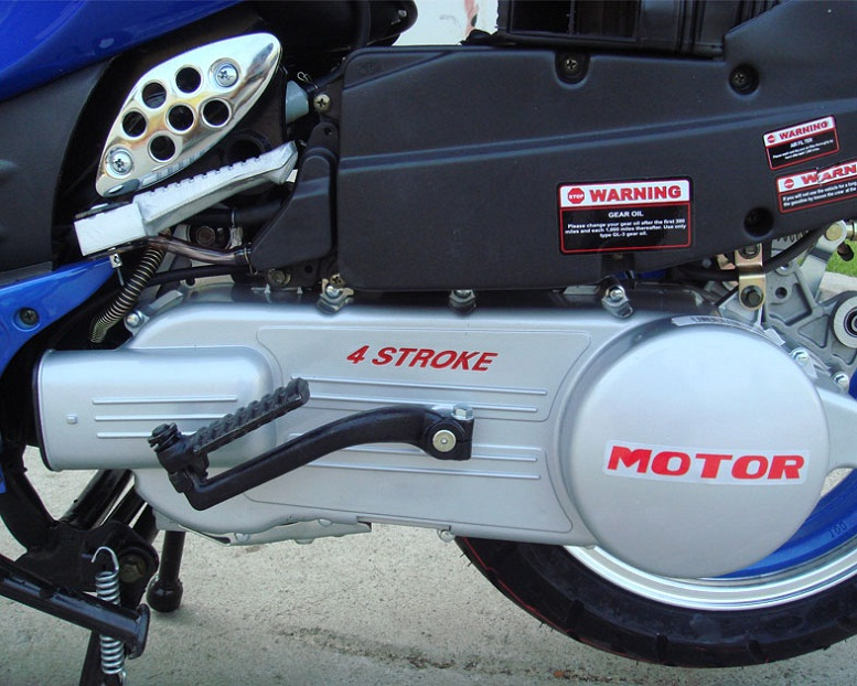 Roketa MC-20Y 150cc Scooter