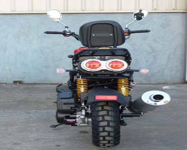 Roketa MC-22Y 150cc Scooter