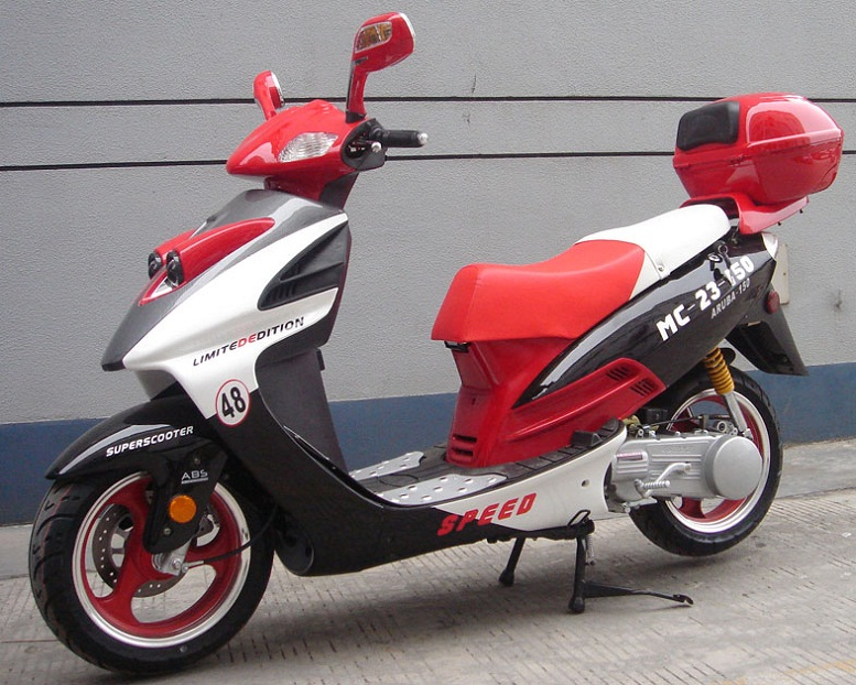 NEW ROKETA MC-23Y SCOOTER