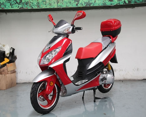 Roketa MC-75Y 150cc Scooter