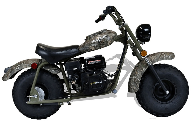 MASSIMO MINI BIKE 200