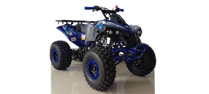 New Max 125cc Atv