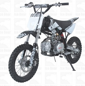 Ice Bear Scrub (PAD110-1) 110cc Dirt Bike