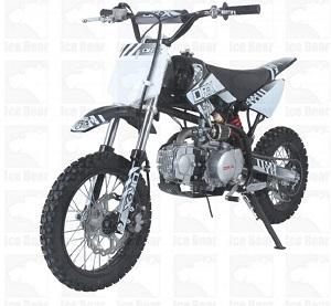 Ice Bear Roost (PAD125-1) 125cc Dirt Bike