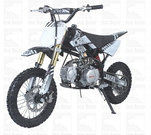 Ice Bear Roost Usd (Pad125-1d) Yx 125cc Dirt Bike