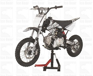 Ice Bear Roost (PAD125-1F) 125cc, Fully Automatic