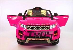 Electric Range Rover SX-118 Kids Cars