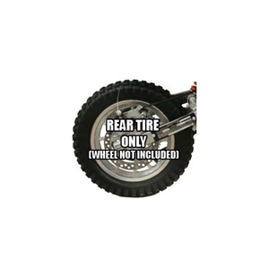 REAR TIRE FOR COOLSTER DIRT BIKE 50CC
