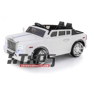 Electric Rolls Royce MB 1518 Kids Cars