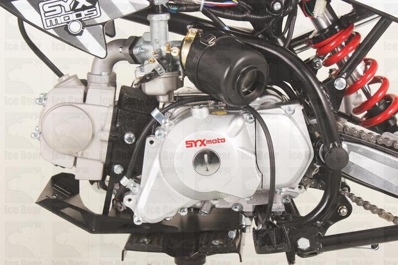 Ice Bear Roost (PAD125-1F) 125cc