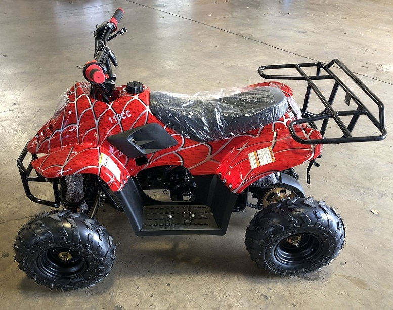 Buy The RPS 110cc Raider 6 Kids ATV For Sale at Txpowersports.com Ice Bear Cc Atv Wiring Schematic on